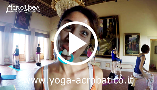 AcroYoga teacherTraining si