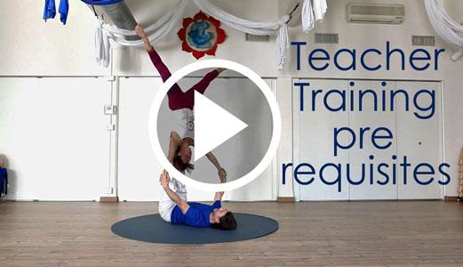 acroyoga prerequisites teacher training