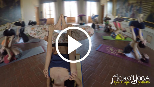 acroyoga teacher training memories