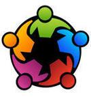 teamwork union people vector icon 809665