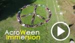 AcroYoga immersion halloween