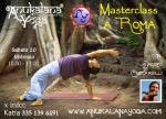 Masterclass yoga roma 16